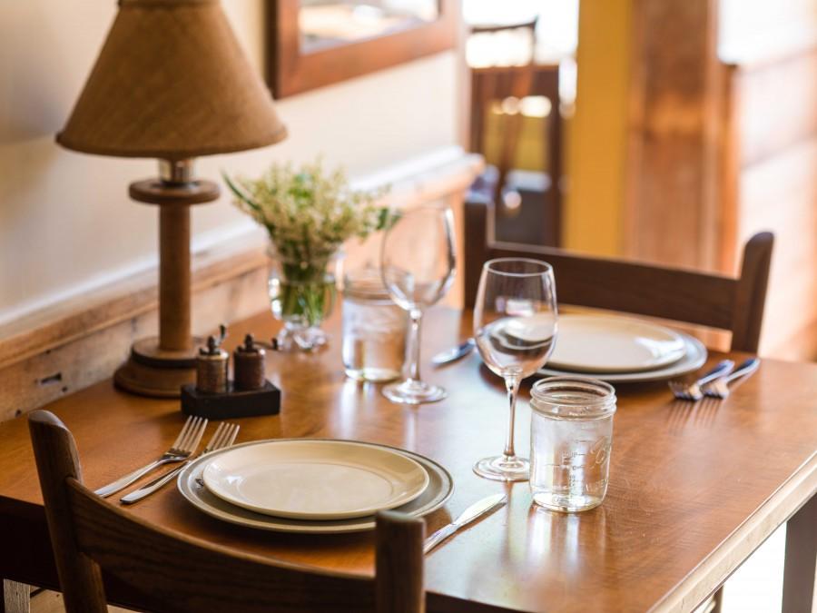 Shaker Dining Room