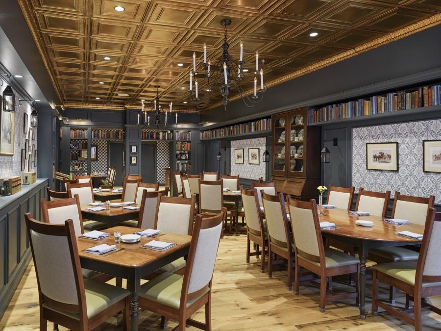 Dickens Dining Room