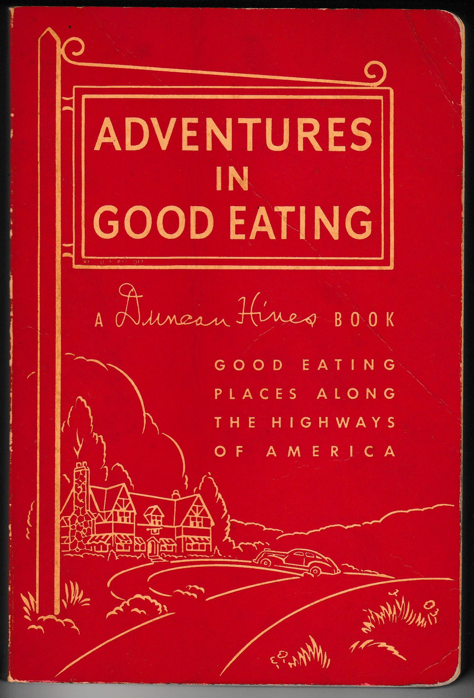 Adventures in Good Eating by Duncan Hines