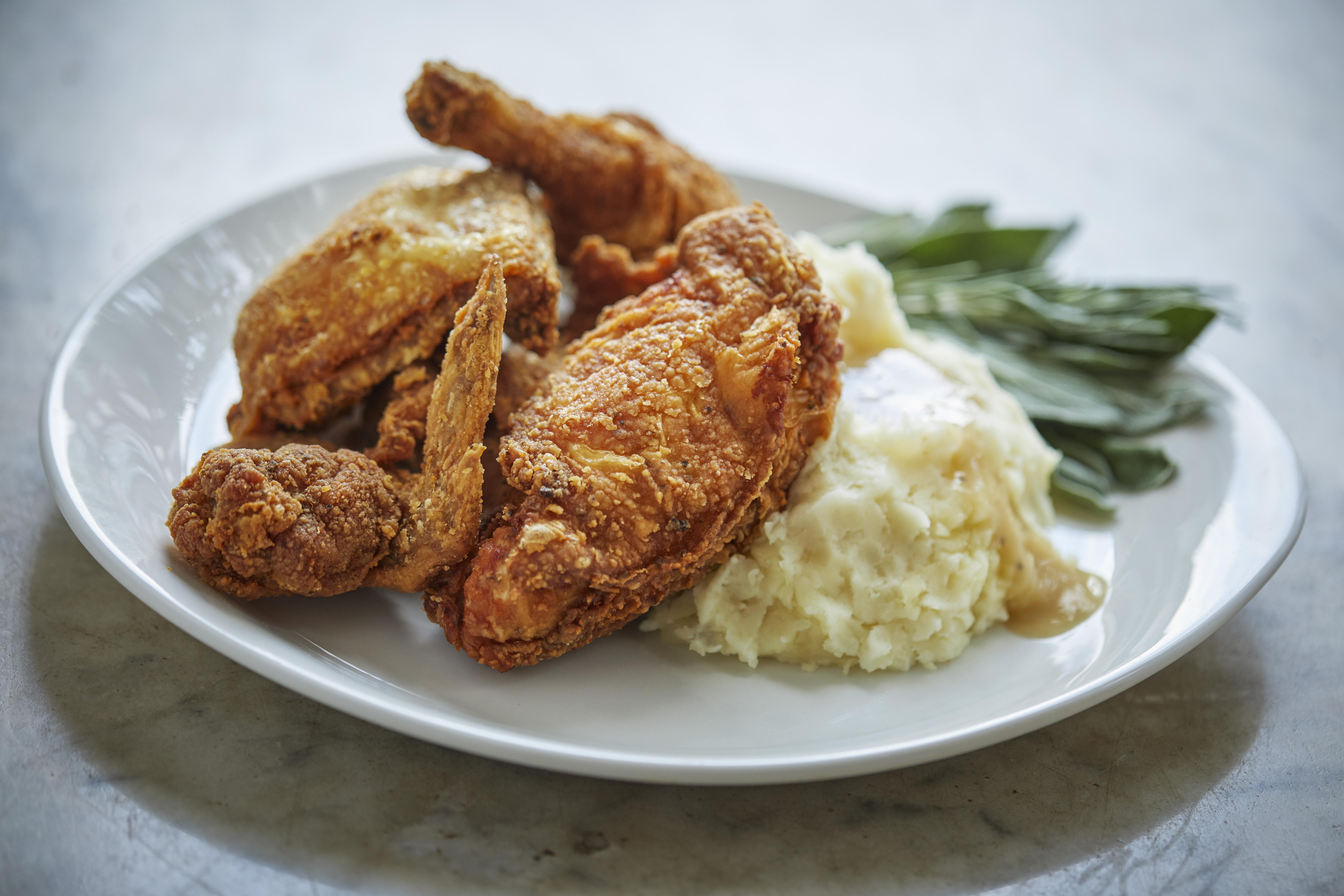 Golden Lamb Fried Chicken