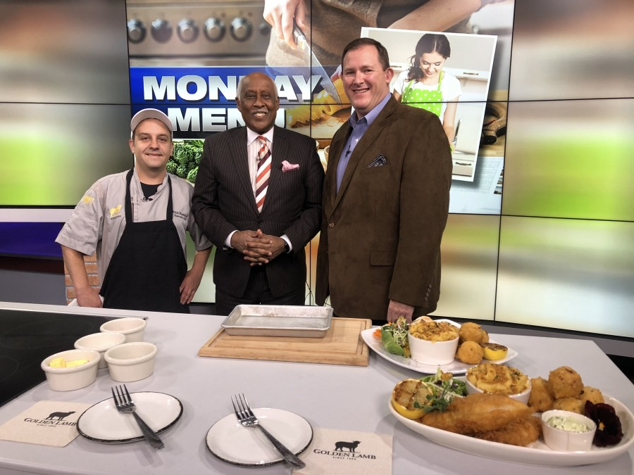Golden Lamb on Local 12