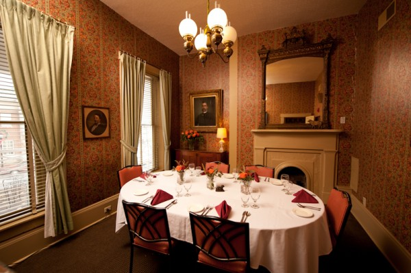 clement vallandigham dining room