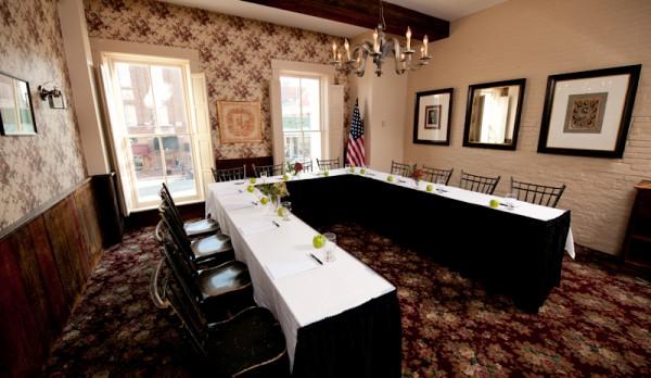 harrison dining room