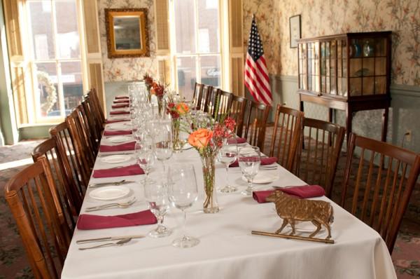 thomas corwin dining room