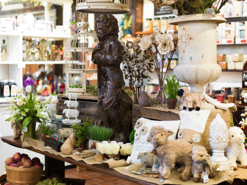 The Golden Lamb Gift Shop